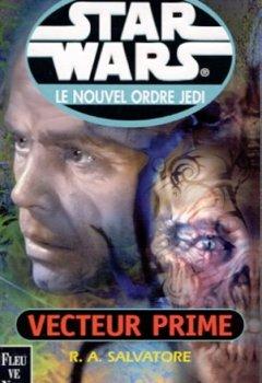 Livres Couvertures de Star Wars : le nouvel ordre Jedi. Vecteur prime