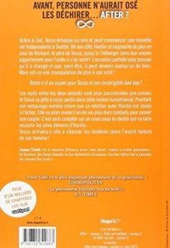 Livres Couvertures de After Saison 4 (Edition limitée) After we rise (04)