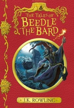 Livres Couvertures de The Tales of Beedle the Bard