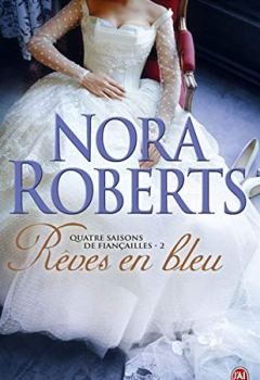 Livres Couvertures de Quatre saisons de fiançailles ( Tome 2) - Rêves en bleu - stand by