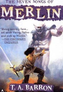 Abdeckungen The Seven Songs of Merlin (DIGEST) (Lost Years of Merlin, Band 2)