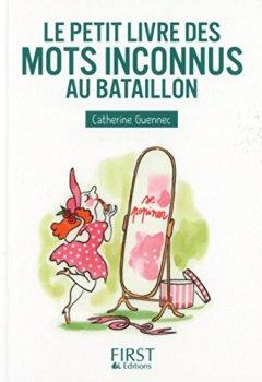 Livres Couvertures de Petit Livre de - Les mots inconnus au bataillon