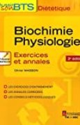 Biochimie-Physiologie : Exercices et annales