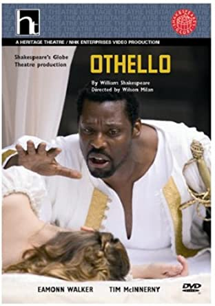 Othello capsule review: 2007, directed by Wilson Milam [Walker/McInnerny] shakespeare news The Shakespeare Standard theshakespearestandard.com shakespeare plays list play shakespeare