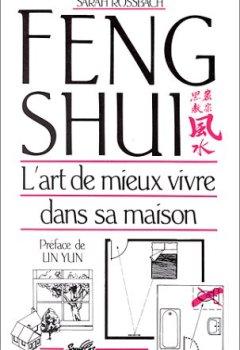 Livres Couvertures de Feng Shui. L'art de mieux vivre dans sa maison
