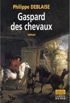 Livres Couvertures de Gaspard, des chevaux : La vie d'un homme de cheval au temps de Louis XIV