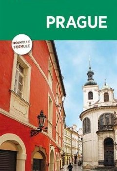 Livres Couvertures de Guide Vert Prague Michelin