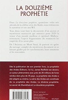 Livres Couvertures de La douzième prophétie : L'heure décisive