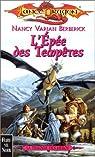 Lancedragon - Trilogie des héros, tome 2 : L'épée des tempêtes
