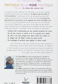 Livres Couvertures de Pratique de la voie Toltèque : Maîtrisez le rêve de votre vie