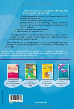 Livres Couvertures de Démarche de soins de l'aide-soignante