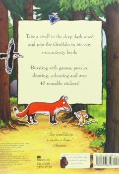 Livres Couvertures de The Gruffalo Activity Book