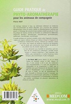 Livres Couvertures de Guide pratique de phyto-aromathérapie pour les animaux de compagnie