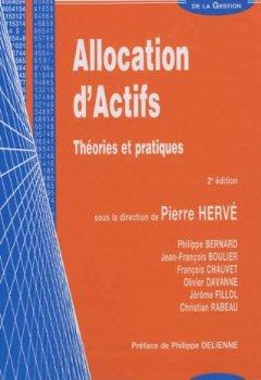 Livres Couvertures de Allocation d'Actifs - Théories et Pratiques