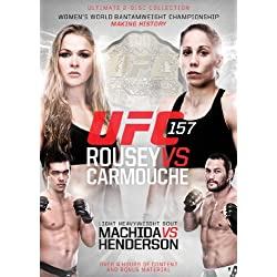 Ronda Rousey (Actor), Liz Carmouche (Actor), Not Provided (Director) | Format: DVD  (2) Release Date: May 28, 2013  Buy new: $19.98  $12.99