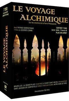 Livres Couvertures de Le Voyage alchimique - Sur les chemins de la pierre philosophale
