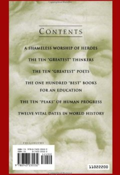 Livres Couvertures de The Greatest Minds And Ideas Of All Time