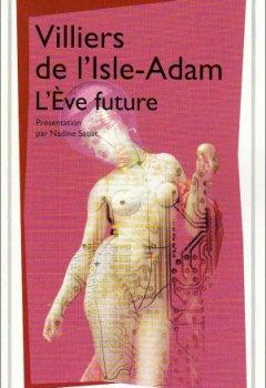 Livres Couvertures de L'Eve future