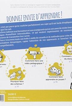 Livres Couvertures de Donnez envie d'apprendre ! : Kit de survie du formateur