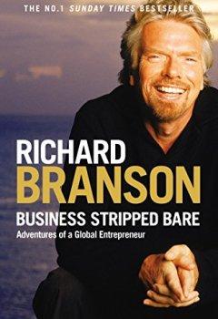 Livres Couvertures de Business Stripped Bare: Adventures of a Global Entrepreneur