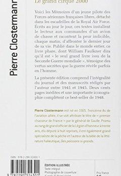 Livres Couvertures de Le Grand Cirque 2000