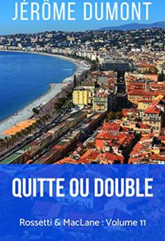 Livres Couvertures de Quitte ou double (Rossetti & MacLane t. 11)