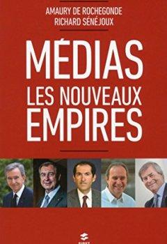 Livres Couvertures de Medias : les nouveaux empires