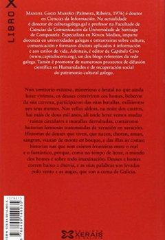 Portada del libro deVento E Chuvia. Mitoloxía Da Antiga Gallaecia. Edición De Campo (Edición Literaria - Librox)