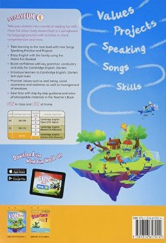 Livres Couvertures de Storyfun for Starters Level 1 Student's Book with Online Activities and Home Fun Booklet 1