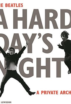 Livres Couvertures de The Beatles a hard day's night