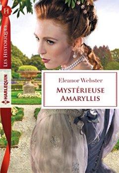 Livres Couvertures de Mystérieuse Amaryllis (Les Historiques)