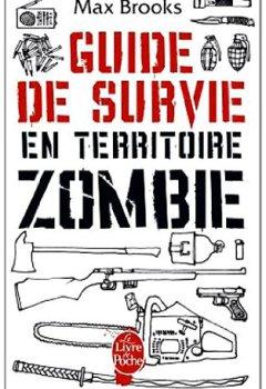 Livres Couvertures de Guide de survie en territoire zombie