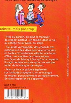 Livres Couvertures de Comment te faire respecter