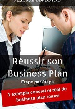 Livres Couvertures de Réussir son business plan: étape par étape