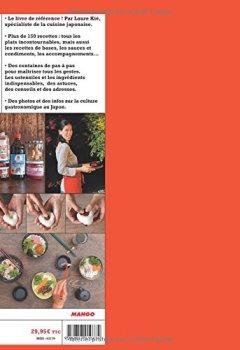Livres Couvertures de Le grand livre de la cuisine japonaise