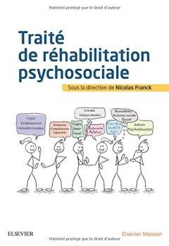 Livres Couvertures de Traité de réhabilitation psychosociale