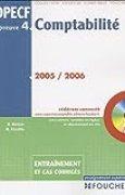 Comptabilité DPECF épreuve n°4 : Entraînement et cas corrigés (1Cédérom)