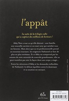 Livres Couvertures de L'appât - La soumise volume 4