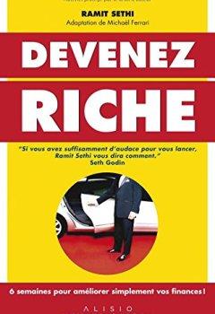 Livres Couvertures de Devenez riche : 6 semaines pour améliorer simplement vos finances !