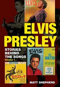 Livres Couvertures de Elvis Presley: Stories Behind the Songs