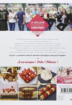 Livres Couvertures de Le meilleur pâtissier : les meilleures recettes des candidats saison 2