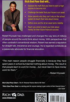 Rich Dad Poor Dad : What the Rich Teach Their Kids about Money That the Poor and Middle Class Do Not! de Indie Author
