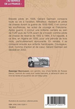 Livres Couvertures de Pilote de combat: Au service de la France