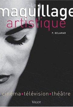Livres Couvertures de Maquillage artistique. Cinéma, Télévision, Théâtre