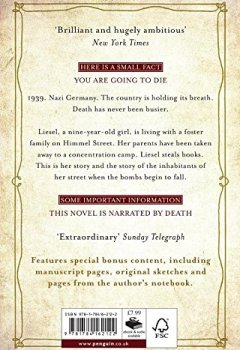 Livres Couvertures de The Book Thief: 10th Anniversary Edition