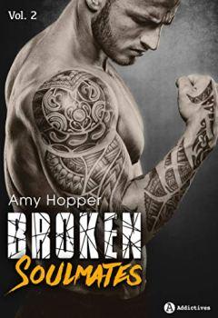 Livres Couvertures de Broken Soulmates - Vol. 2/3: Prix promo à 3,99 en précommande, puis à 4,99 à partir du 19/01 !