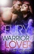 Buchdeckel von Fury - Warrior Lover 8
