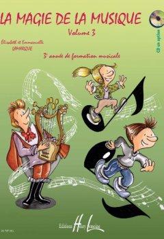 Livres Couvertures de La magie de la musique Volume 3