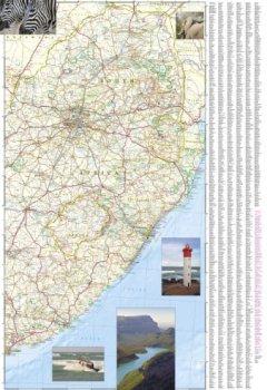 Livres Couvertures de South Africa : Scale 1:1,550,000 - Adventure travel map