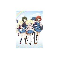 【Amazon.co.jp限定】ハロー! ! きんいろモザイク Vol.1 (オリジナルスタンディPOP付) [Blu-ray]
